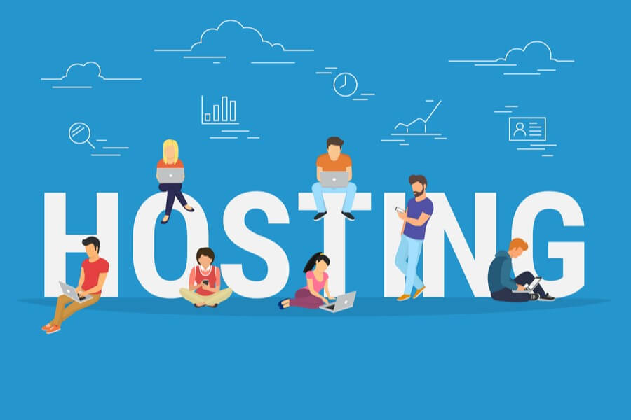users searching for the right hosting plan